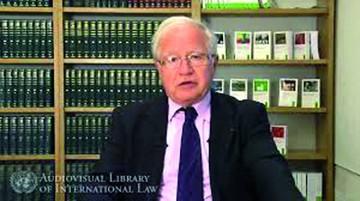 Silala: Daudet será juez  por Bolivia ante La Haya
