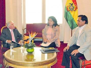 Crítica a Venezuela aviva la tensión entre Bolivia y EEUU