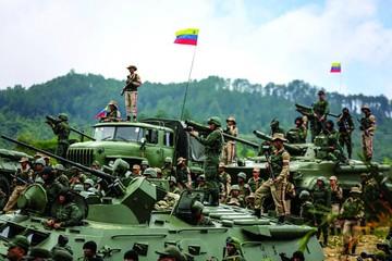 """Maduro llama a """"defensa armada"""" de Venezuela"""