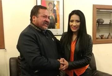 Vegamonte, ex ejecutivo de CSUTCB, jura como Viceministro en lugar de Jhonny Tola