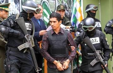 Ex capitán de la FAB es condenado a 20 años de cárcel por tráfico de drogas