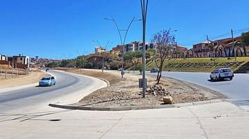 Sigue recepción de la avenida  Juana Azurduy