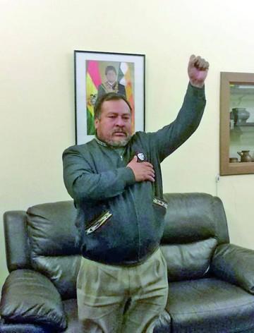 Vegamonte jura como viceministro de Estado