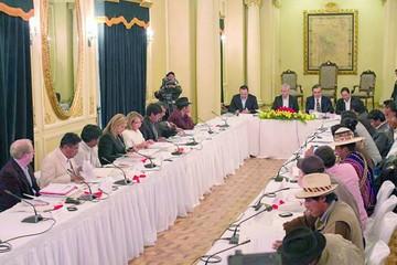El CNA define hoy nuevo plazo para  el pacto fiscal