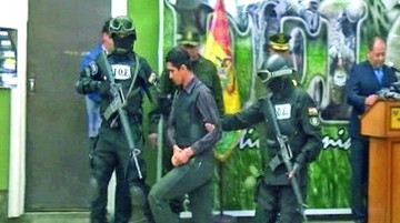 Drogas: Sentencian a ex oficial de la FAB