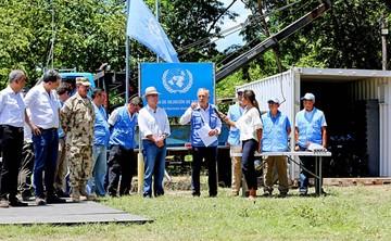 Las FARC dejan de ser  un movimiento armado