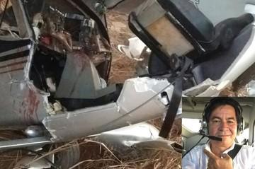 Muere el ex senador Roger Pinto tras sufrir un accidente aéreo en Brasil