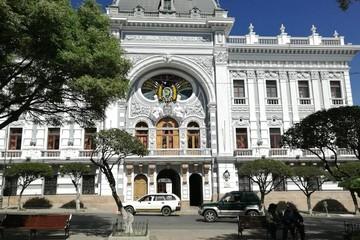 Huacaya 2 sube el techo presupuestario de la Gobernación para 2018
