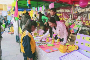 Feria multidisciplinaria atrae a los más pequeños