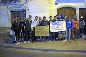 Atlético Sucre mete presión