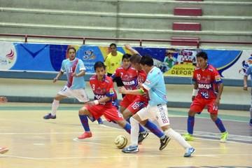 Liga de Futsal en receso