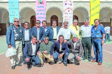 Aniversario y desfile de ex promociones del Colegio Don Bosco
