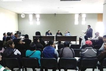 Guardias de seguridad privada van a prisión preventiva por muerte del joven Cristian