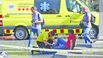Terrorismo siembra muerte y conmoción en Barcelona