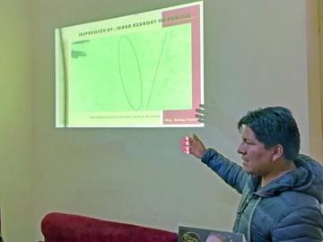 Concejal observa fallas persistentes en avenida