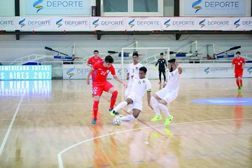 Bolivia vuelve a perder en la Liga Sudamericana