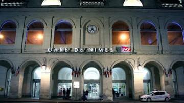 Tiroteo obliga evacuación de estación de trenes francesa