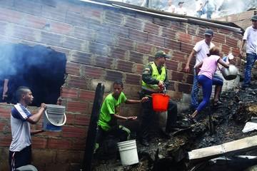 Colombia llora tras devastador incendio