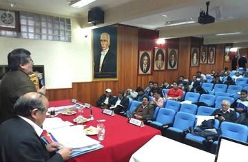 Universidades del país se movilizarán por un mayor presupuesto el 30 de agosto