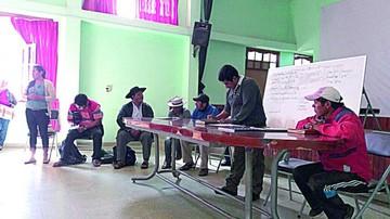 Agricultores del valle sur  exigen frenar contrabando