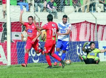 Guabirá se hace fuerte en Montero ante el Santo