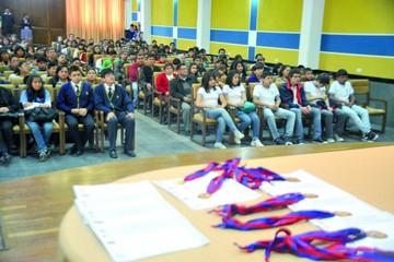 Olimpiadas: 4.248 alumnos asisten a fase departamental