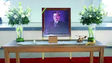 Los restos del ex senador Pinto ya están en Cobija