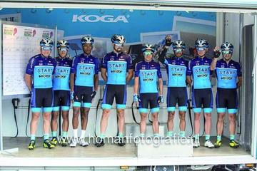 Ciclista sucrense regresó de Bélgica