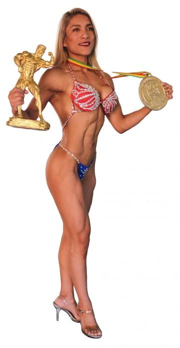 """Janeth Palacios """"Mamá fitness sin excusas"""""""