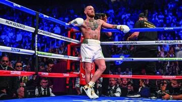 """McGregor: """"Mayweather no me tiró, fue el cansancio"""""""