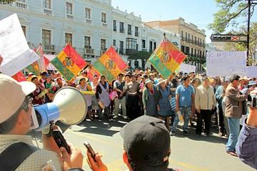 Protestas de gremiales en pausa hasta ampliado