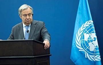 Guterres condena asentamientos de Israel en Palestina