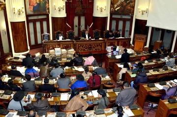 Asamblea decide repetir votación para el TCP tras observación