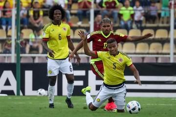 Venezuela frena con un empate el camino triunfal de Colombia hacia Rusia 2018