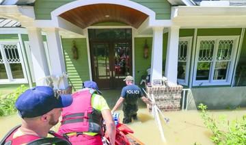 Texas trata de renacer tras devastador Harvey