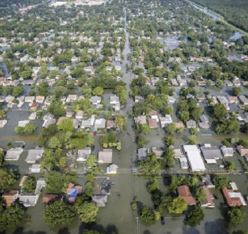 Texas: Crece el riesgo sanitario tras el paso del huracán Harvey