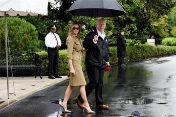 Trump vuelve a Texas para evaluar daños por el paso de Harvey