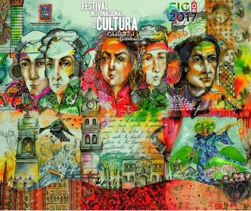 FIC lanza con Correo del Sur  seis afiches para coleccionar