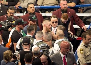 """McGregor reconoce la """"burla"""" en combate"""