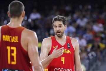 Eurobasket 2017: España triunfa y Rusia se rehace