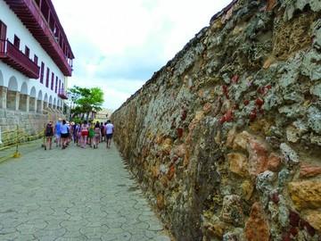 Cartagena de Indias, la ciudad amurallada