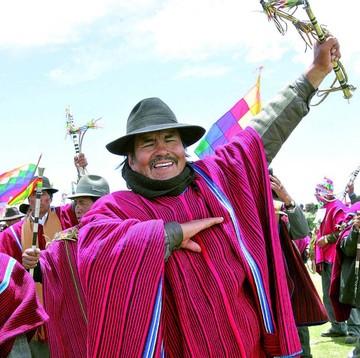 Achacachi: Mallku anuncia marcha de niños en La Paz