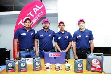 """Lanzamiento de """"Total Lubricantes"""""""