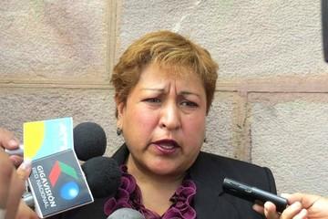 Emiten mandamiento de aprehensión contra magistrada Mirtha Camacho