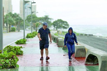 El Atlántico se convierte en centro de huracanes