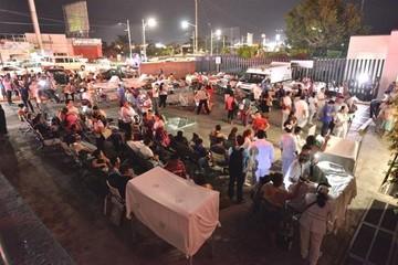 Al menos 15 muertos en el sur de México por el terremoto, según últimos datos