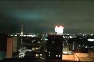¿Qué son los misteriosos destellos de luz en el cielo de México durante el terremoto?