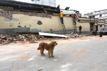 México: Nueva estimación precisa que suben a 58 los muertos tras terremoto