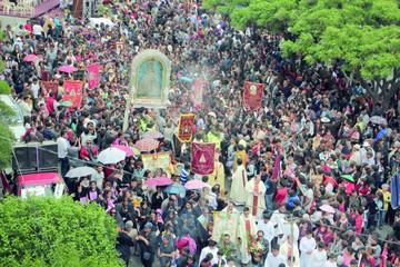Arzobispo insta al diálogo en el aniversario de Guadalupe