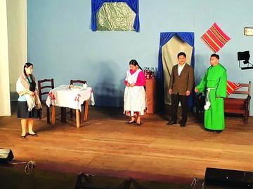 Teatro Realidades se despide hoy de Sucre